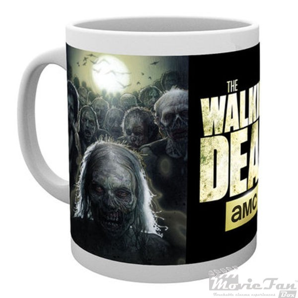 The Walking Dead - Zombies hrnček (330 ml)