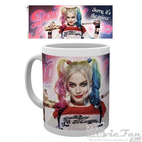 Suicide Squad - Harley Good Night hrnček (330ml)