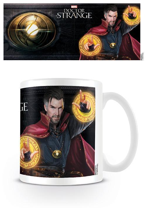 Doctor Strange - Eye of Agamo hrnček (330ml)