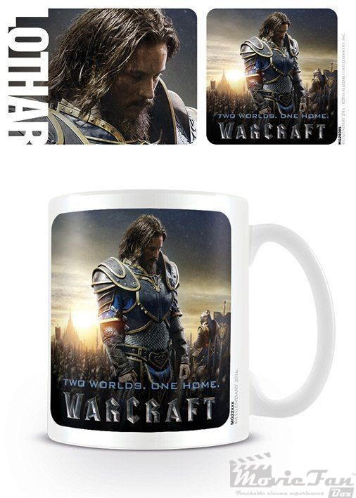 Warcraft - Lothar hrnček (330ml)