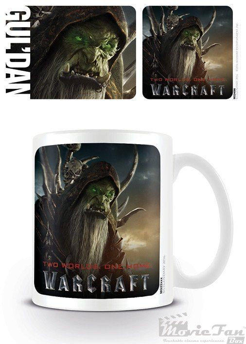 Warcraft hrnček (330ml) - Gul´Dan