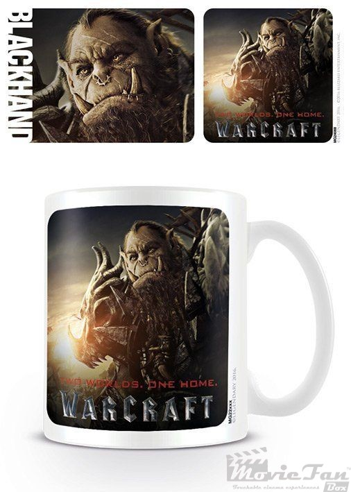 Warcraft - Blackhand hrnček (330ml)
