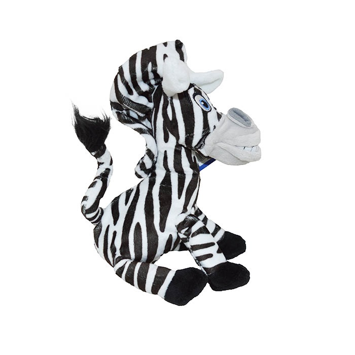 filmov madagaskar zebra marty ply ov hra ka 22 cm moviefan box dar eky z najlep ch. Black Bedroom Furniture Sets. Home Design Ideas