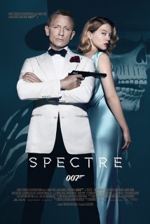 James Bond Spectre plagát 61x91 cm