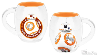 Star Wars - Join the resistance BB-8 hrnček (530 ml)