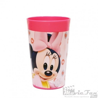Disney - Minnie Mouse pohár so srdiečkami (270 ml)