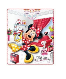 Disney Minnie deka 120x140 cm