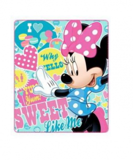 Disney Minnie deka 120x140 cm - Sweet like me