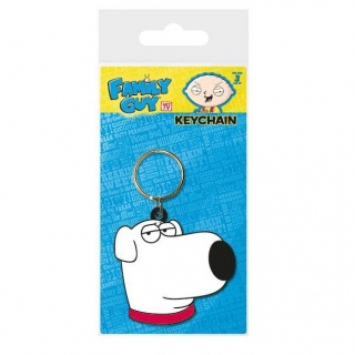 Family Guy - Brian Griffin kľúčenka 6 cm