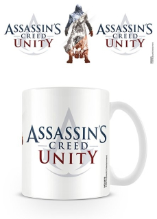 Assassins Creed Unity - Colour Logo hrnček (330 ml)