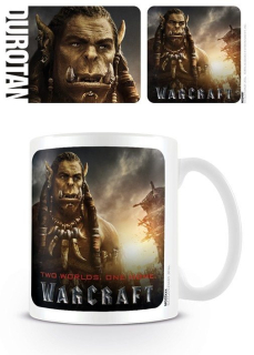 Warcraft - Durotan hrnček (330ml)