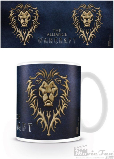 Warcraft - The Alliance hrnček (330ml)