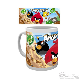Angry Birds - Destroy hrnček (330ml)
